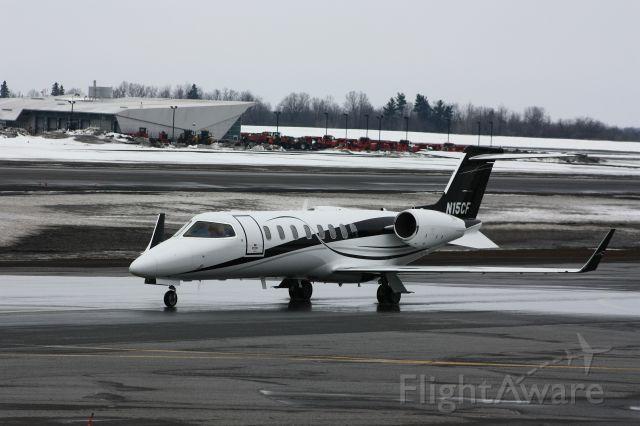 Learjet 45 (N15CF)