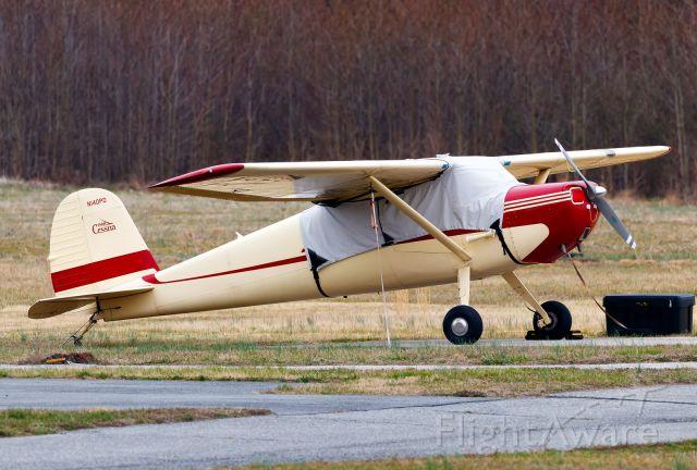Cessna 140 (N140PD)