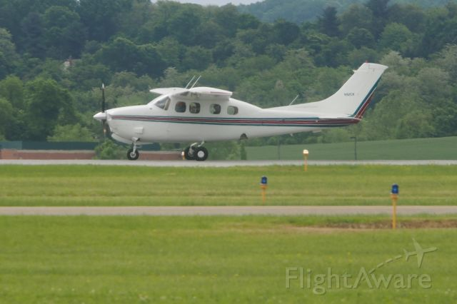 Cessna P210 Pressurized Centurion (N92CK)