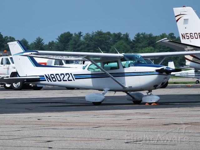 Cessna Skyhawk (N80221) - 6/18/09