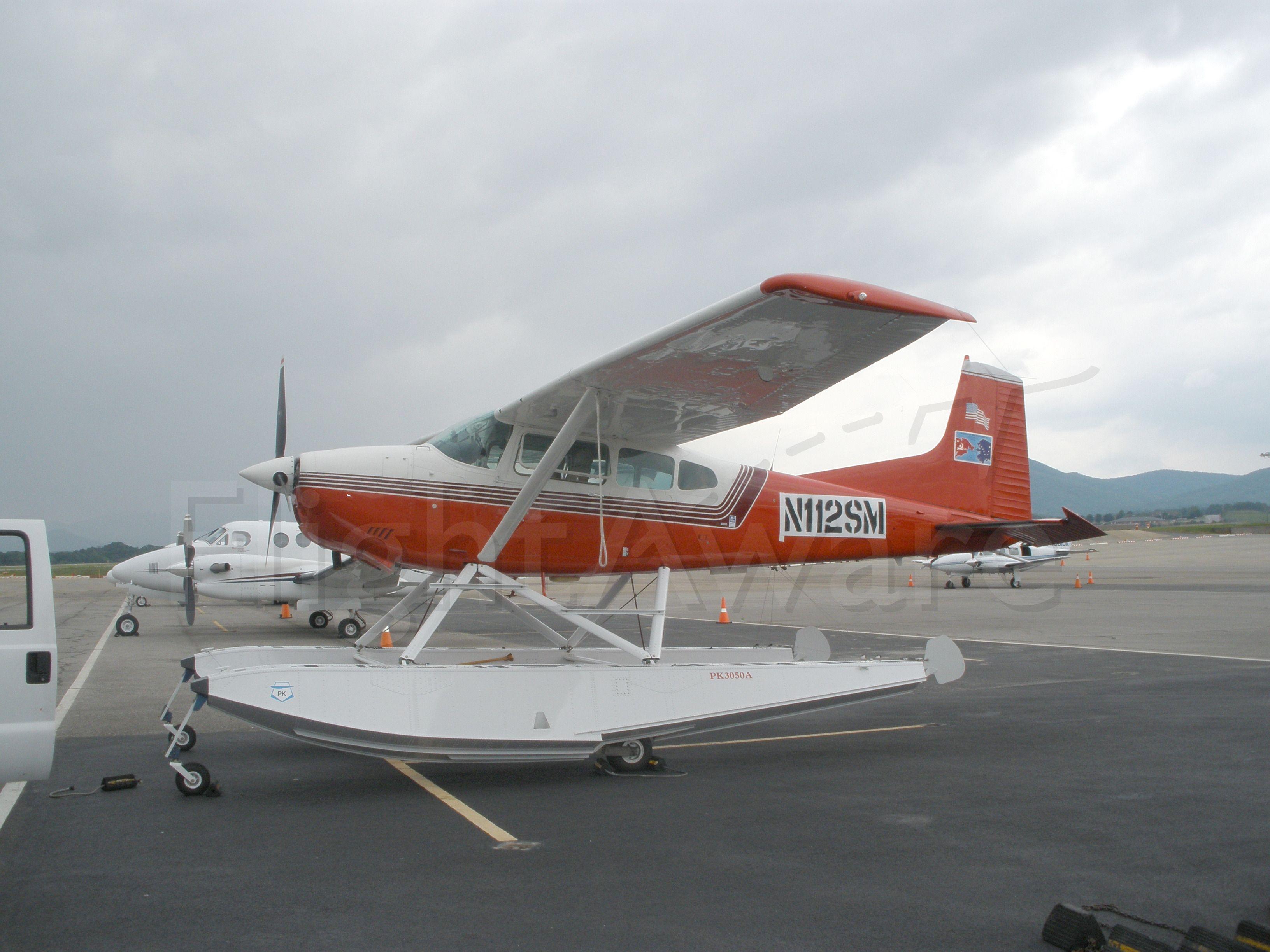 Cessna Skywagon (N112SM) - Beautiful historic Cessna