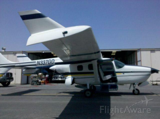 Cessna 336 Skymaster (N337GD) - CESSNA 337
