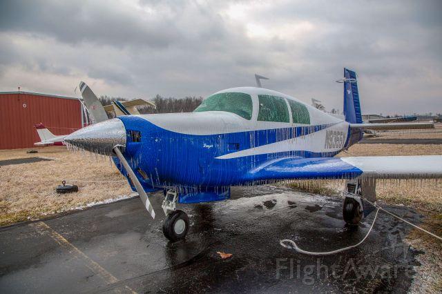 Mooney M-20 (N9355V) - Frozen Mooney