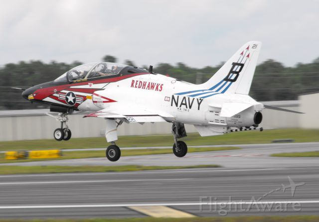 16-7099 — - T-45 from Kingston departing TLH