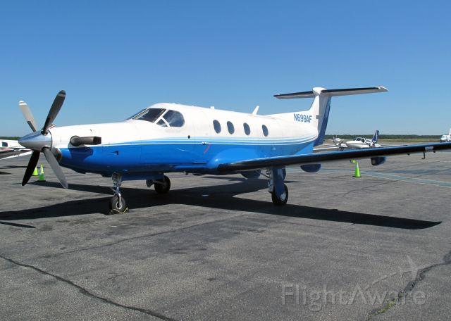 Pilatus PC-12 (N699AF)