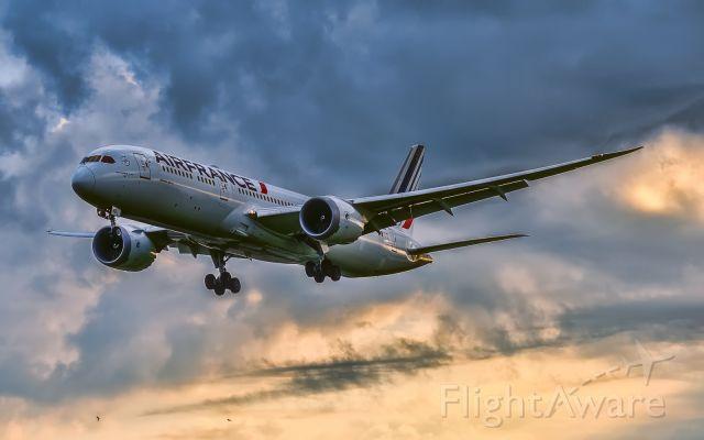 Boeing 787-9 Dreamliner (F-HRBB)