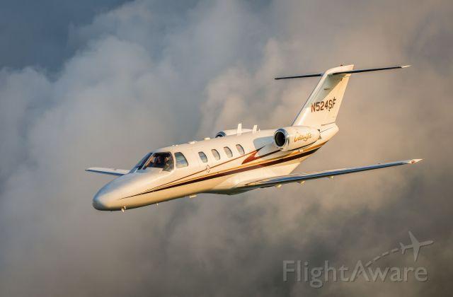 Cessna Citation CJ1 (N524SF)