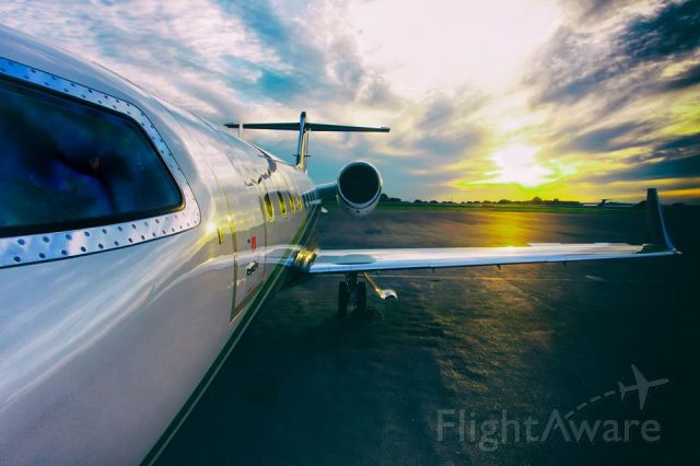 Learjet 45 (N441FX)