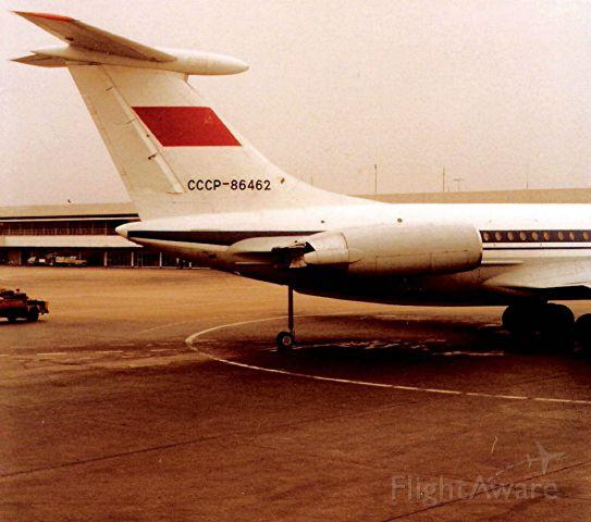 Ilyushin Il-62 (CCCP86462) - circa 1981