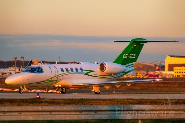 Cessna Citation CJ4 (OE-GCZ)