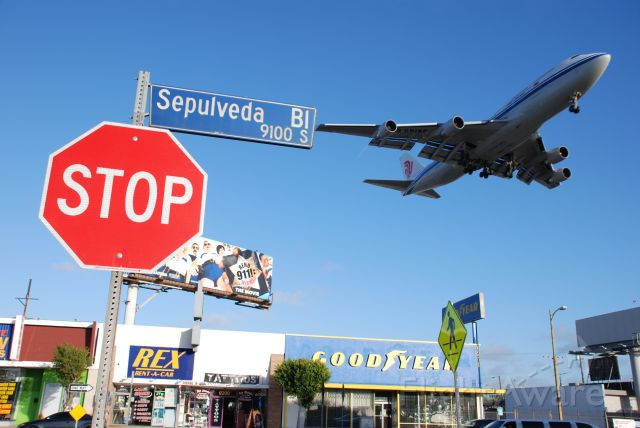 — — - Took this photograph while waiting to pick up my son at LAX.  It came out pretty good and it