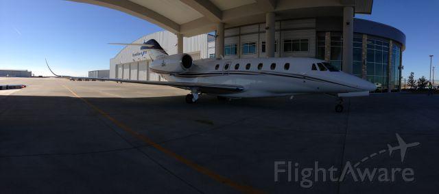 Cessna Citation X (N953TJ) - HenriksenJetCenter