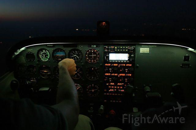 Cessna Skyhawk (N434SP)