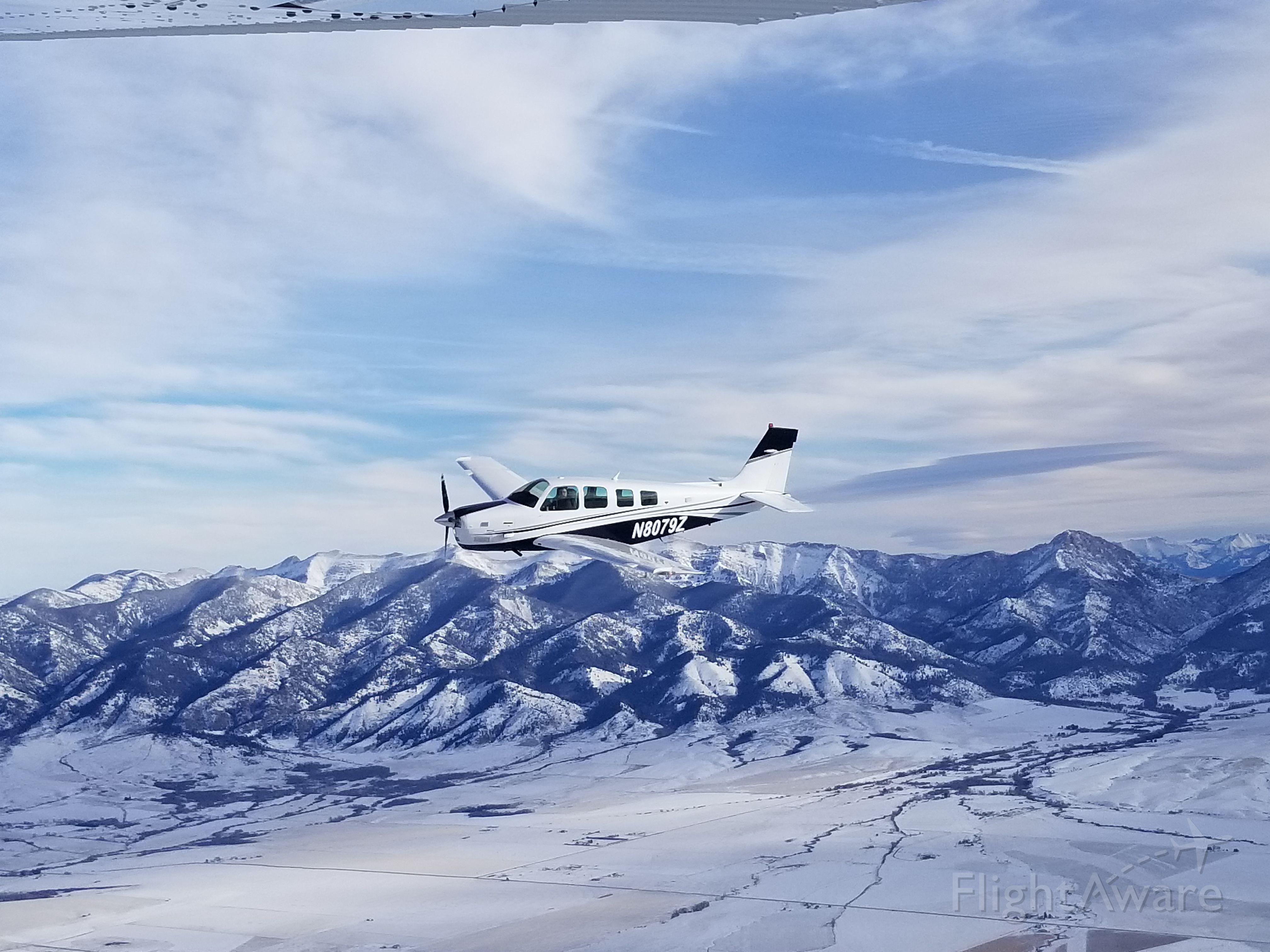 Beechcraft Bonanza (N8079Z)