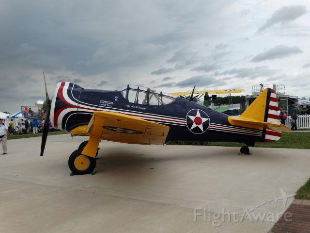 N840 — - North American P-64/NA-50 (1940 C/N: 68-3061)