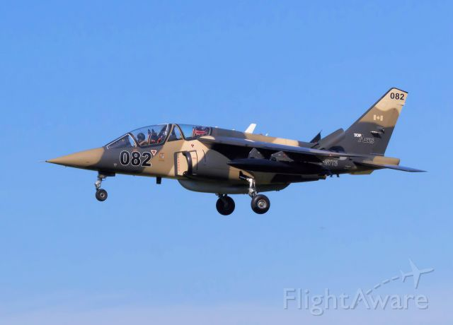 DASSAULT-BREGUET/DORNIER Alpha Jet (C-GYTO)