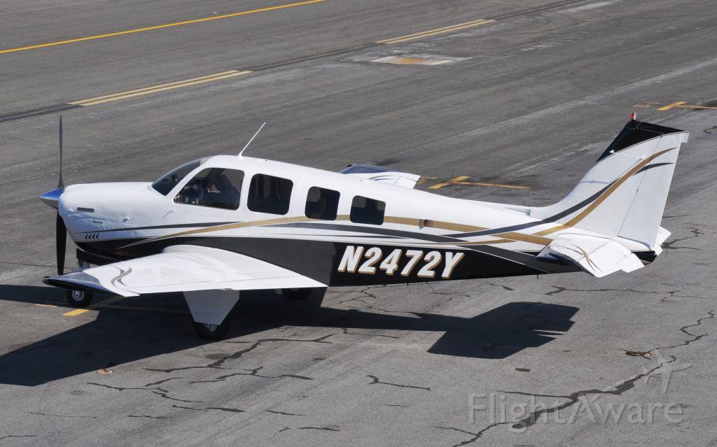 Beechcraft Bonanza (36) (N2472Y)