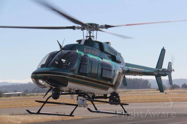 Bell 407 (N108SC)