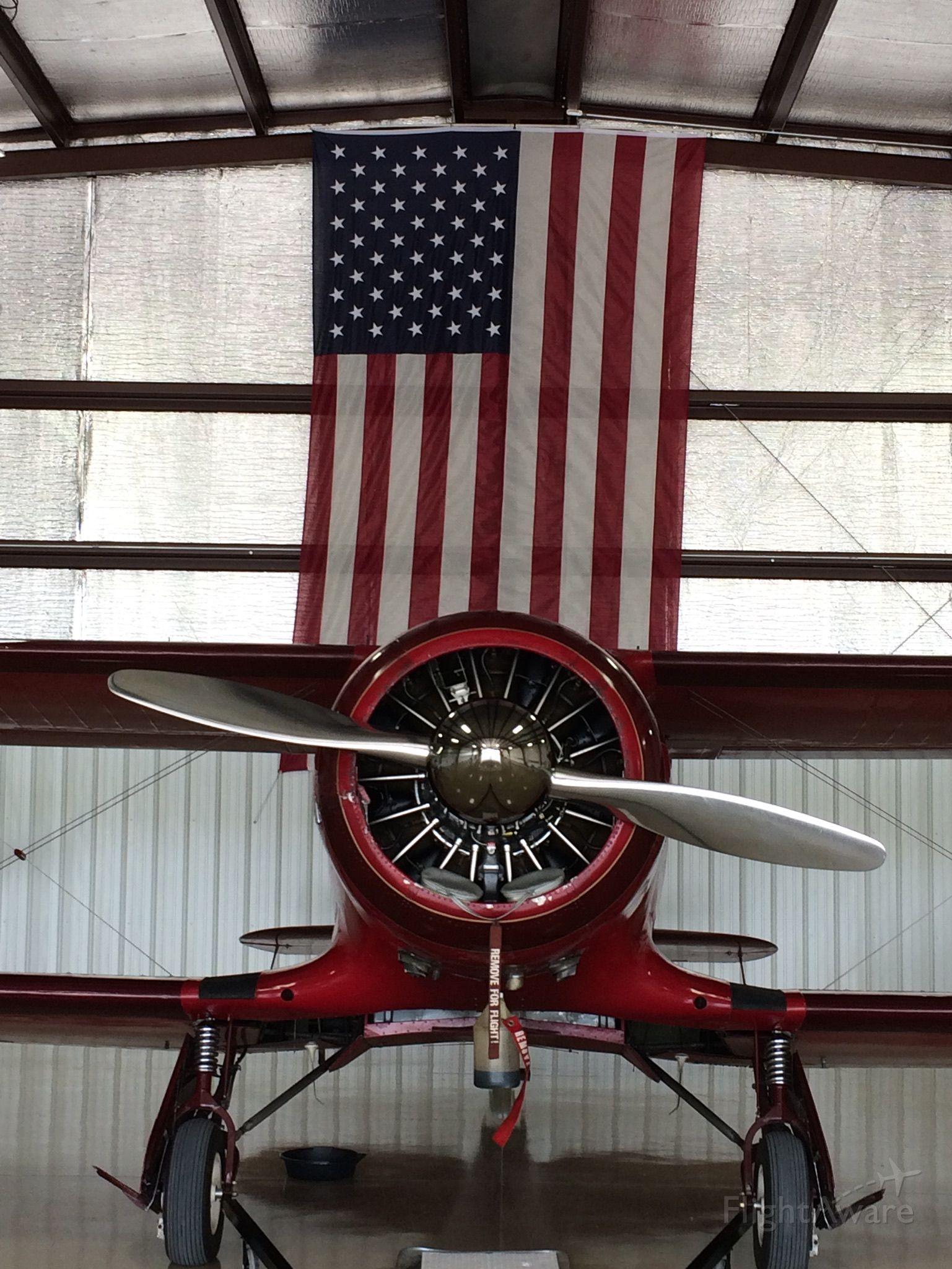 Beechcraft Staggerwing (N60149)