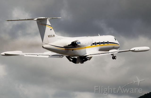 Gulfstream American Gulfstream 2 (N500JW)