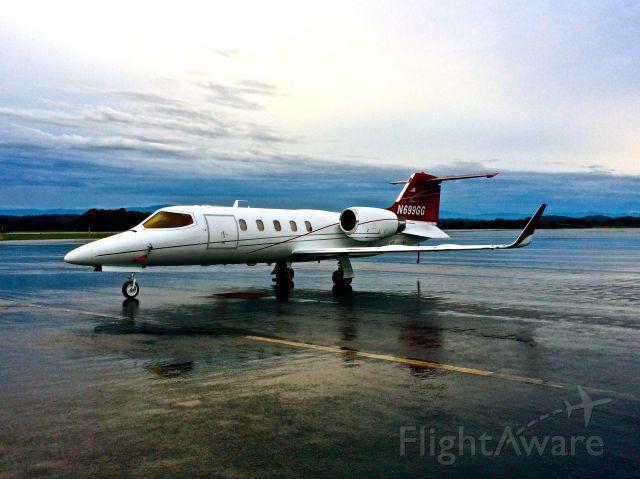 Learjet 31 (N699GG) - TRI - Tri-Cities Regional Airport