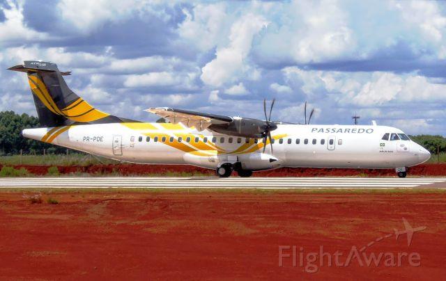 ATR ATR-72 (PR-PDE)