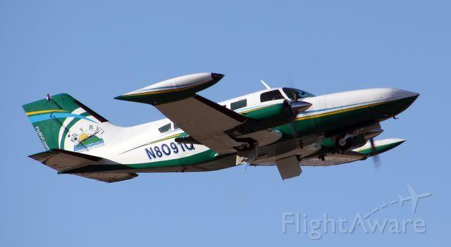 Cessna 402 (N8091Q)