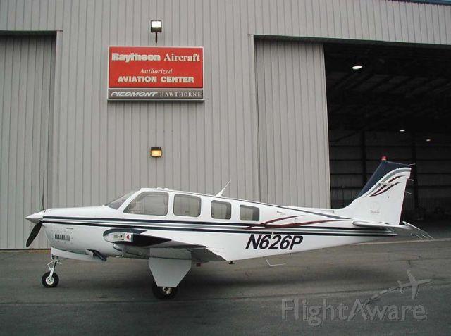 Beechcraft Bonanza (36) (N626P)