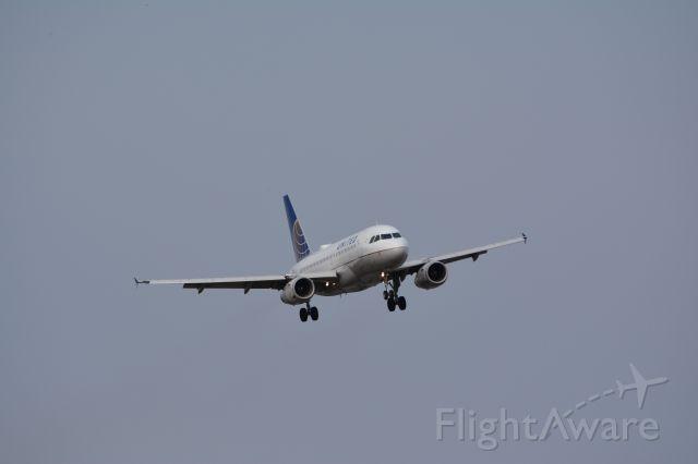 Airbus A319 (N840UA)