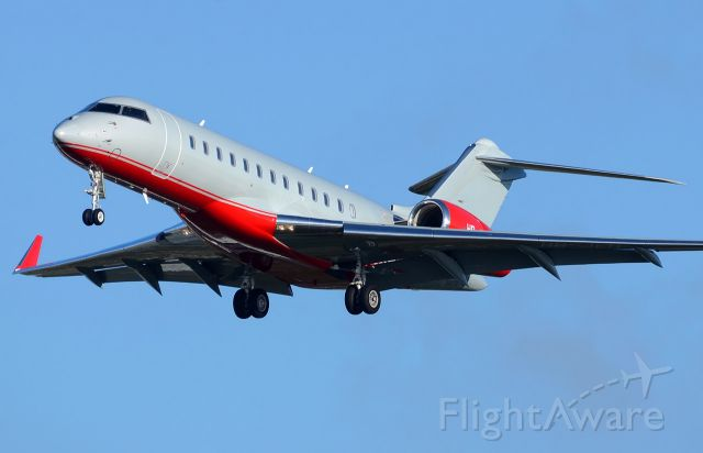 Bombardier Global Express (HB-JEH)