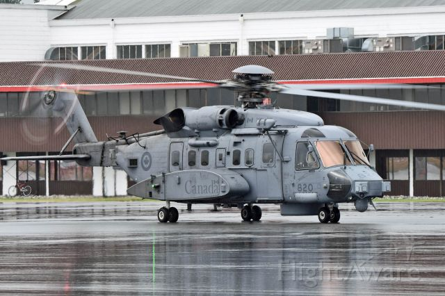 Sikorsky Helibus (14-8820) - RCAF CH-148 Cyclone helicopter