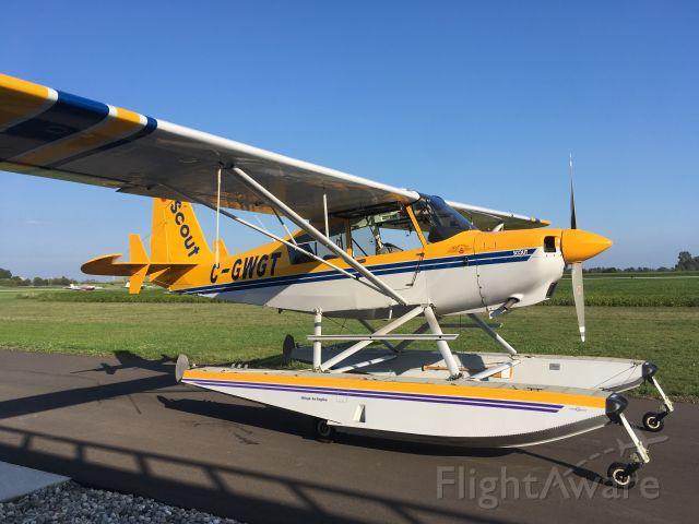 Cessna T303 Crusader (C-GWGT)