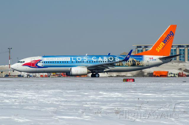 Boeing 737-800 (C-GVVH) - Sunwing 738WL C-GVVH