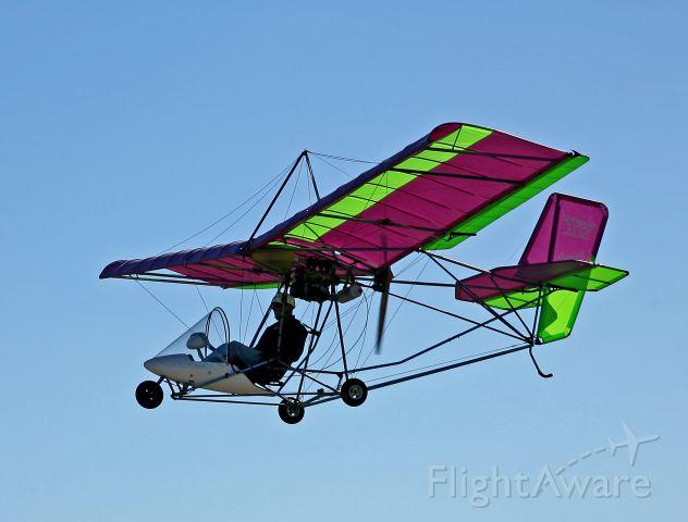 — — - First flight. 11/13/2012