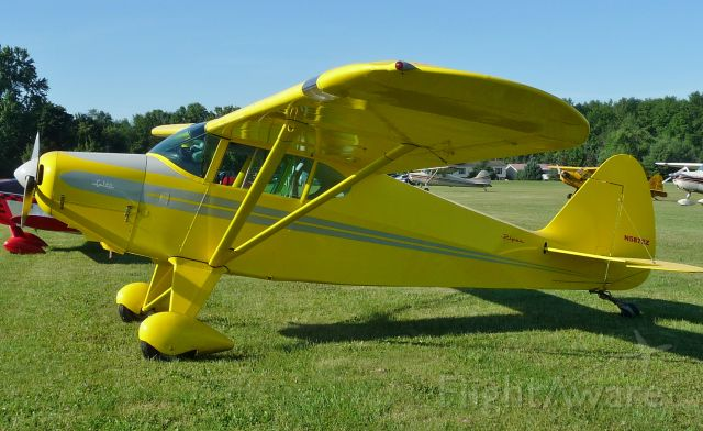 Piper PA-22 Tri-Pacer (N5872Z)