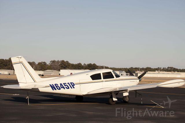 Piper Saratoga (N6451P)