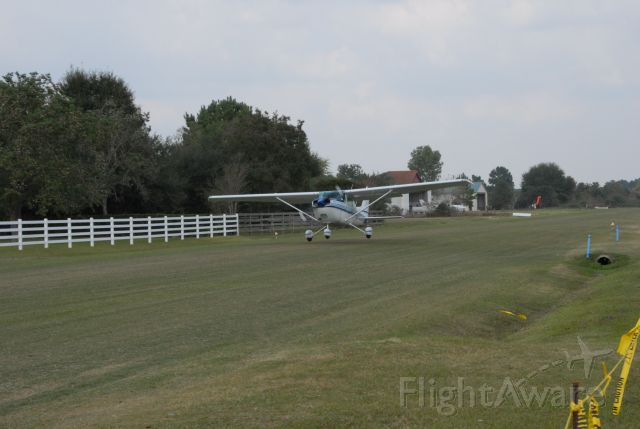 N6304K — - Taking off on Dry Creek Airport