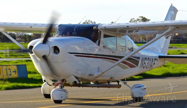 Cessna 206 Stationair (N631AF)