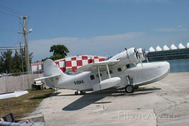 Grumman Goose (N119AA)