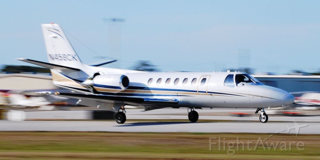 Cessna Citation V (N458CK)