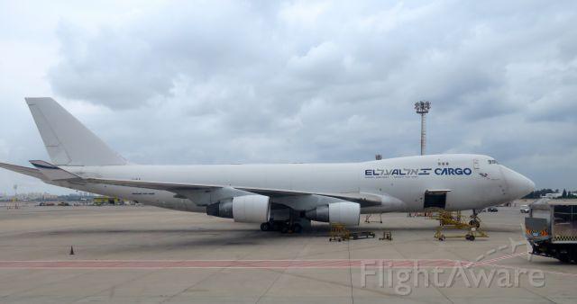 Boeing 747-400 (4X-ELF)