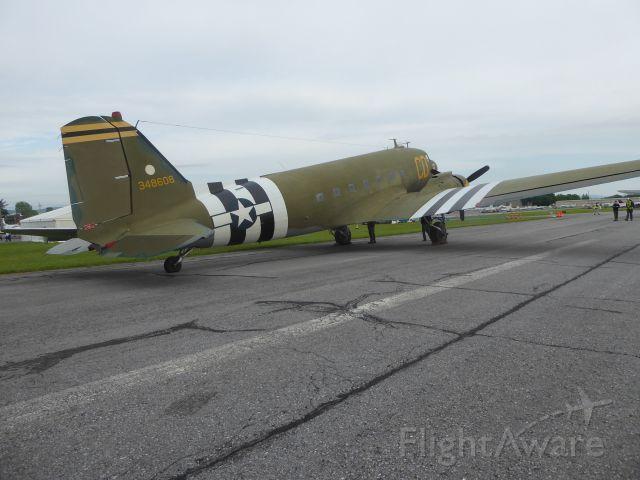 Douglas DC-2 (N47SJ)