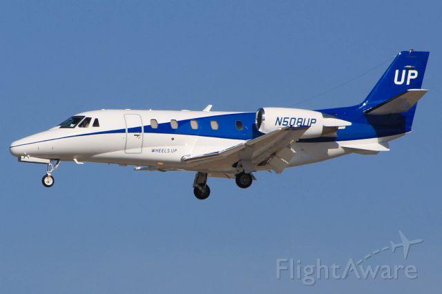 Cessna Citation Excel/XLS (N508UP)