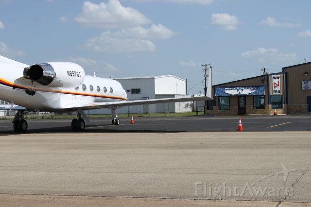 Gulfstream Aerospace Gulfstream IV (N857ST) - Waco Flying Service FBO