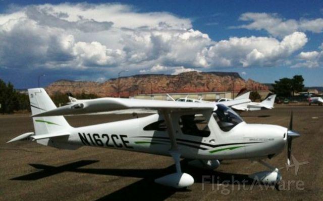 Cessna Skycatcher (N162CE)
