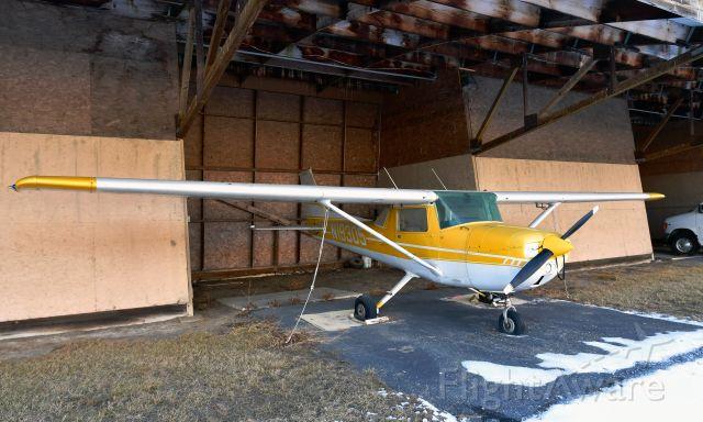 Cessna Commuter (N19305) - Cssna 150L N19305 in Mason Jewett, MI