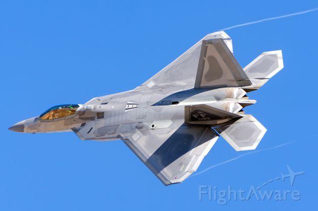"Lockheed F-22 Raptor (09-4189) - Raptor on the Flex. Full quality photo --> <a rel=""nofollow"" href=""http://www.jetphotos.com/photo/8845704"">https://www.jetphotos.com/photo/8845704</a>"