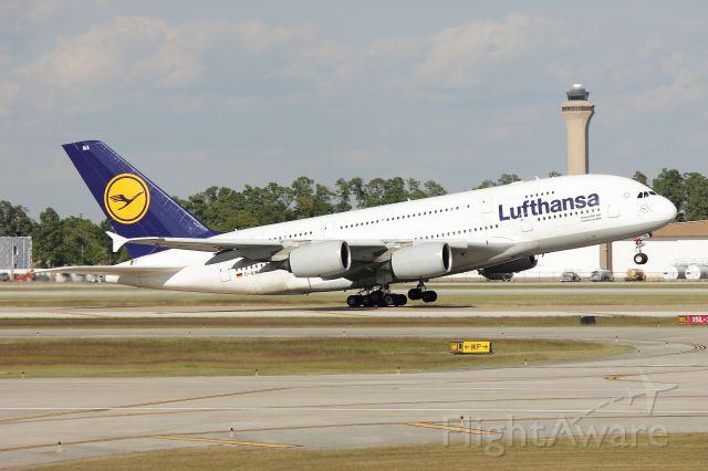 Airbus A380-800 (D-AIMA) - Airbus A380