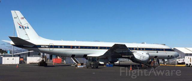 McDonnell Douglas DC-8-70 (N817NA)
