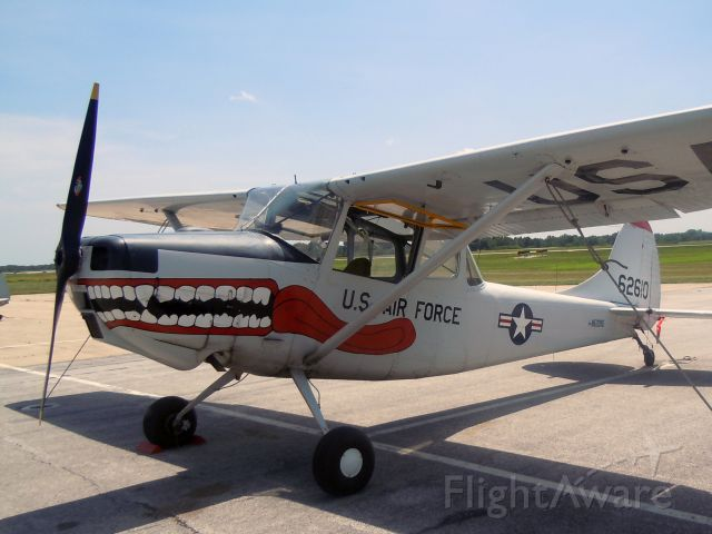 N5209G — - Was used as a spotter plane in the Korean, and Vietnam wars.
